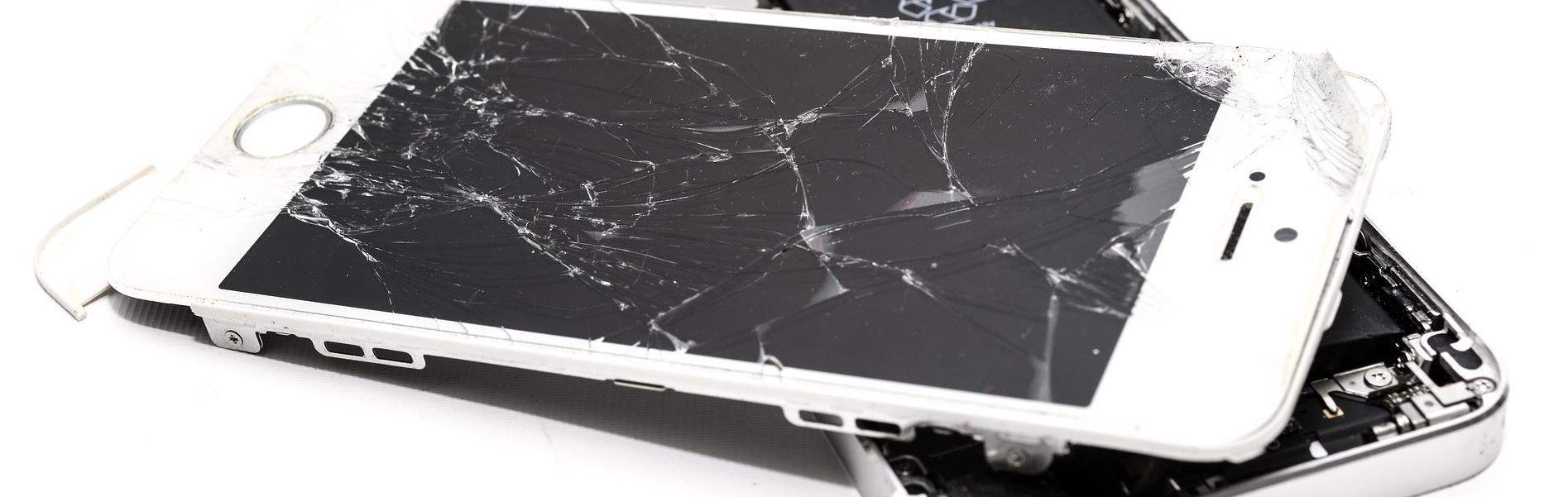 Reparation Skärmbyte eller Byta Batteri